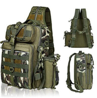 BLISSWILL Fishing Backpack Outdoor