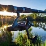 how to set up spinning rod for lake fishing